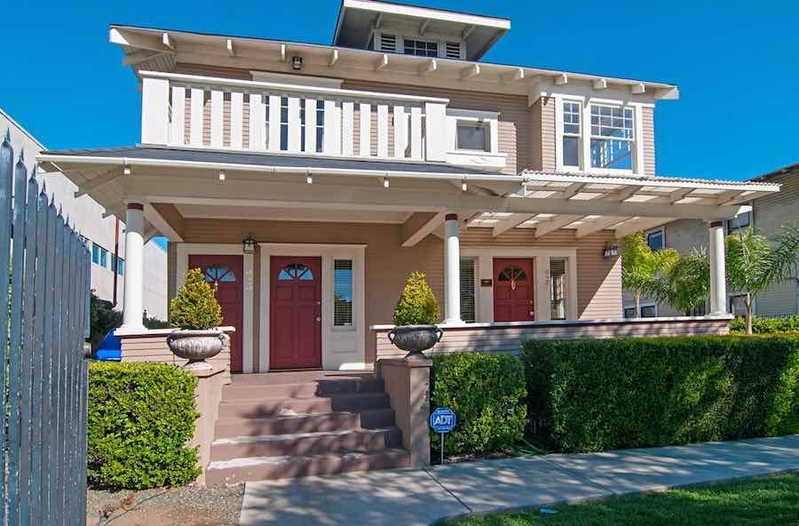 San Diego Duplex Triplex Fourplex And Multi Family 2 4 Units