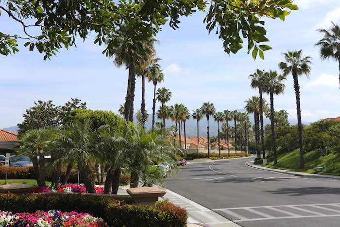 Mission Viejo CA 55 plus communities at Palmia Orange County